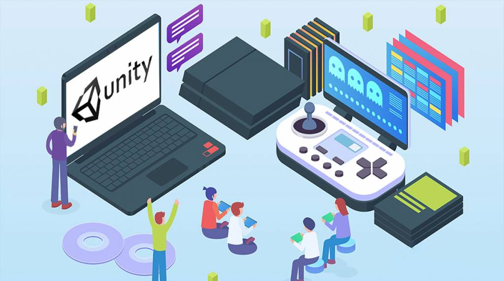 How Unity can benefit game development tasks